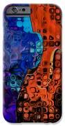 Woody Sound IPhone Case by Jack Zulli