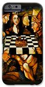 World Chess   IPhone Case by Dalgis Edelson