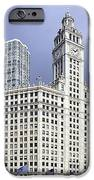 Wrigley Building Chicago IPhone Case by Christine Till