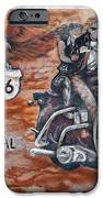 Young's Corral In Holbrook Az On Route 66 - The Mother Road IPhone Case by Christine Till