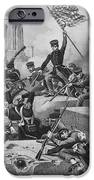 Battle Of Chapultepec, 1847 IPhone Case by Granger