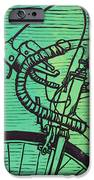 Bike 2 IPhone Case by William Cauthern