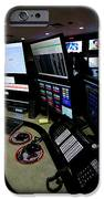 Control Room Center For Emergency IPhone Case by Terry Moore
