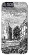 France: Wine Ch�teau, 1868 IPhone Case by Granger