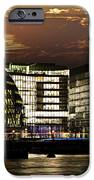 London City Hall At Night IPhone Case by Elena Elisseeva