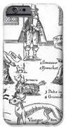 Matthew Hopkins (d. 1647) IPhone Case by Granger