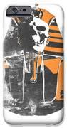 Pharaoh Stencil  IPhone Case by Pixel  Chimp