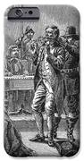 Puritan Punishment IPhone Case by Granger