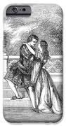Romeo & Juliet IPhone Case by Granger