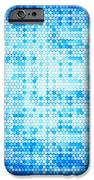 Seamless Honeycomb Pattern IPhone Case by Setsiri Silapasuwanchai