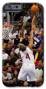 Slam Dunk IPhone Case by Eddie Yerkish