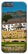 Spa Resort A-rosa - Kitzbuehel IPhone Case by Juergen Weiss
