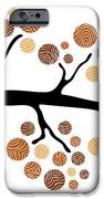 Tree Branch IPhone Case by Frank Tschakert
