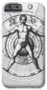 Utrisque Cosmi, Title Page, 1617 IPhone Case by Science Source