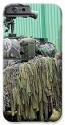 Vw Iltis Jeeps Of A Recce Scout Unit IPhone Case by Luc De Jaeger