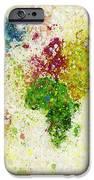 World Map Painting IPhone Case by Setsiri Silapasuwanchai