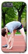Stretching Exercises IPhone Case by Photo Researchers
