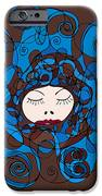 Fashion Illustration IPhone Case by Frank Tschakert