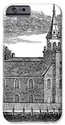 New Jersey: Church, 1844 IPhone Case by Granger