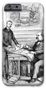 Roosevelt Cartoon, 1884 IPhone Case by Granger