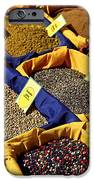 Spices On The Market IPhone Case by Elena Elisseeva