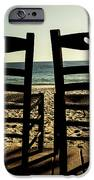 Two Chairs IPhone Case by Joana Kruse