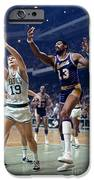 Wilt Chamberlain (1936-1999) IPhone Case by Granger