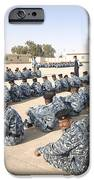 Iraqi Police Cadets Being Trained IPhone 6s Case by Andrew Chittock