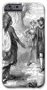 John Winthrop (1588-1649) IPhone Case by Granger