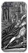 Foxe: Book Of Martyrs IPhone Case by Granger