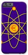 Atomic Structure IPhone Case by David Nicholls