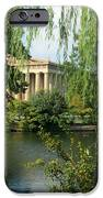 A View Of The Parthenon 1 IPhone Case by Douglas Barnett
