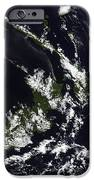A Volcanic Plume From The Rabaul IPhone Case by Stocktrek Images