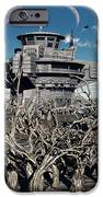 A World Stripped Bare From The Effects IPhone Case by Mark Stevenson