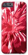Abstract Flowers IPhone Case by Sumit Mehndiratta