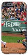 Adrian Gonzalez IPhone Case by Juergen Roth