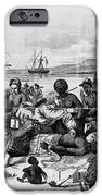 Africa: Slave Trade, C1840 IPhone Case by Granger