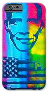 African-american Obama IPhone Case by Tony B Conscious