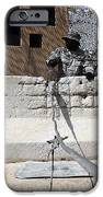 Airman Stands Post To The Entry Control IPhone Case by Stocktrek Images