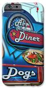 Al's All American Diner IPhone Case by Paul Ward