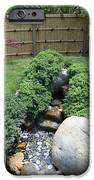 An Afternoon In A Japanese Garden IPhone Case by Nina Fosdick