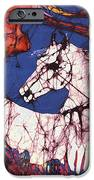 Appaloosa In Flower Field IPhone Case by Carol Law Conklin