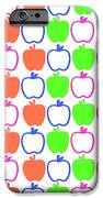 Apples IPhone Case by Louisa Knight