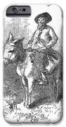 Arkansas Traveler, 1878 IPhone Case by Granger