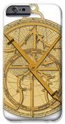 Astrolabe, Historical Artwork IPhone Case by Detlev Van Ravenswaay