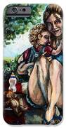 Baby's First Picnic IPhone Case by Shana Rowe Jackson
