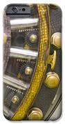 Backside Of A Bank Vault Door IPhone Case by Adam Crowley