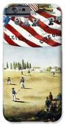 Baseball Song Sheet, 1860 IPhone Case by Granger