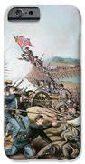 Battle Of Franklin, 1864 IPhone Case by Granger
