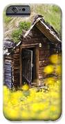 Behind Yellow Flowers IPhone Case by Heiko Koehrer-Wagner